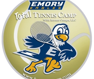 Emory Total Tennis Camp with Coach Amy Bryant