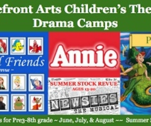 Forefront Arts Children's Theatre Drama Camps