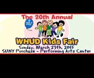 Giveaway: WHUD Kids Fair