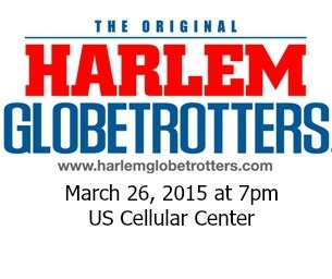 Harlem Globetrotters coming to Asheville March 26th