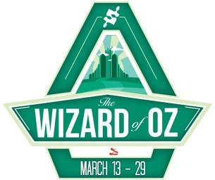The Wizard of Oz at Flat Rock Playhouse