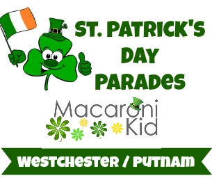 2015 St. Patrick's Day Parades in Westchester & Putnam Counties