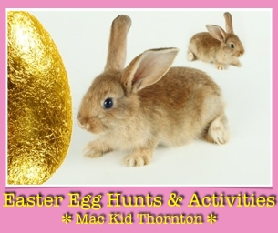 Local and Notable Easter Egg Hunts & Activities
