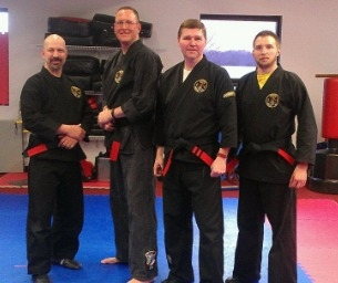 Fifth Degree Black Belt Promotions