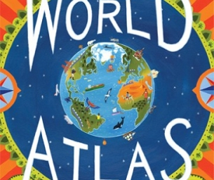 Congratulations to Sharon L. ! She won a Barefoot Books World Atlas!