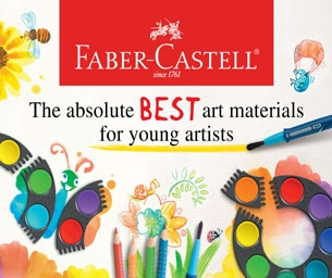 The absolute BEST art materials for young artists.