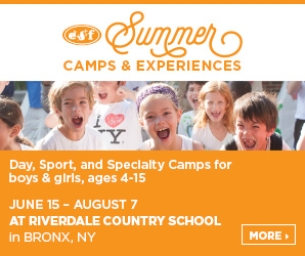 ESF Summer Camps at Riverdale Country School Open House