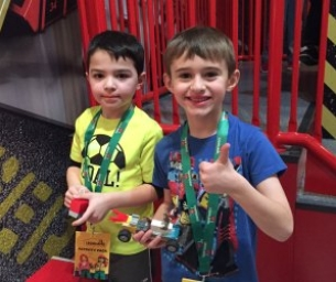 {REVIEW} LegoLand Discovery Center at Ridge Hill