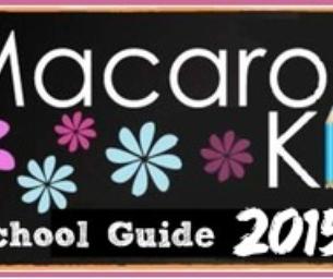 2015 Macaroni Kid Pre-school Guide!