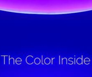 The Color Inside SKYSPACE at UT Austin