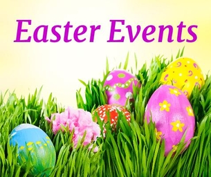 2015 Easter Egg Hunts and Events