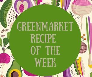Greenmarket Recipe: Strawberry & Rhubarb Crisp