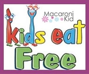 Kids Eat Free Guide!