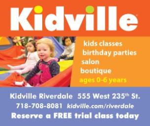Kidville - Spring Break Camp plus additional offers...