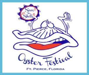 Treasure A-plenty at the 4th Annual Ft. Pierce Oyster Festival