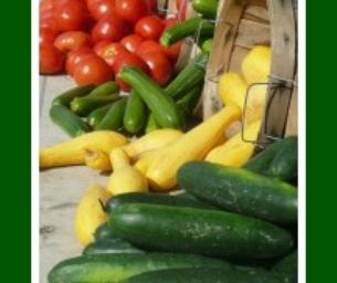 LOCAL FARMERS' MARKETS!