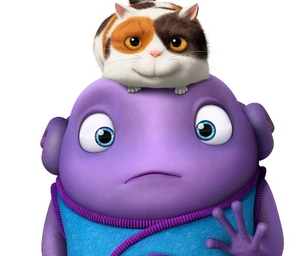 "DreamWorks' ""Home"" is Out-of-This World Hilarious!"