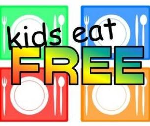 Kids Eat Free-Locally