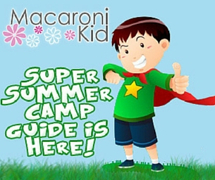 Sign Your Mini Macaronis Up For Summer Camp