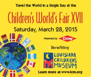 Travel the World at the Children's World's Fair Presented by Dow