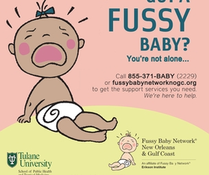 Fussy Baby Network New Orleans & Gulf Coast