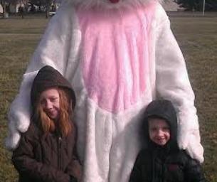 Isham Park Egg Hunt