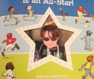 I'm an All-Star Personalized Book from I See Me! Review