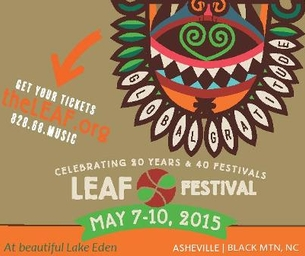 LEAF Festival and ticket giveaway!