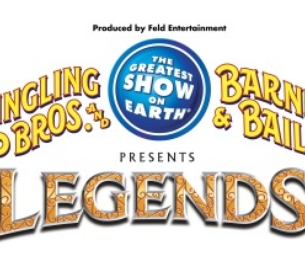 Updated Winner Ringling Bros. and Barnum & Bailey® Presents LEGENDS