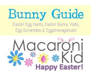 Egg Hunts, Egg Scrambles, Bunny Visits in Harrisburg & West Shore