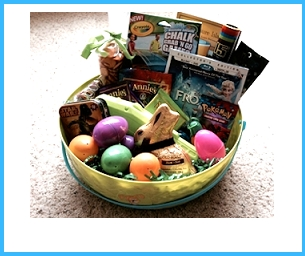 "Fifty ""Non-Candy"" Easter Basket Ideas"