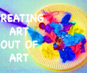 Creating Art Out of Art