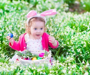 Easter Egg Hunts and Bunny Events in Greenville 2015