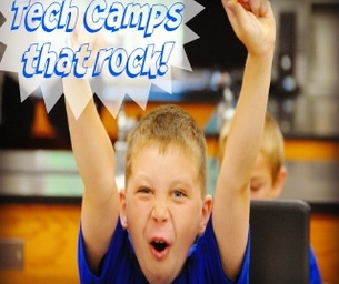 Tech Camps - Video Game Design, Robotics & More!