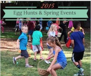 Egg Hunts, Easter Bunnies & Spring Events For Kids in LA 2015