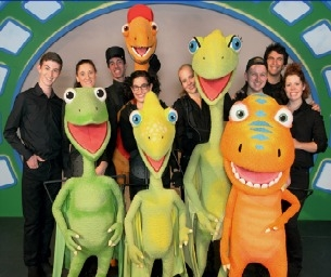 Win Tickets to See Dinosaur Train Live at the Kravis Center!