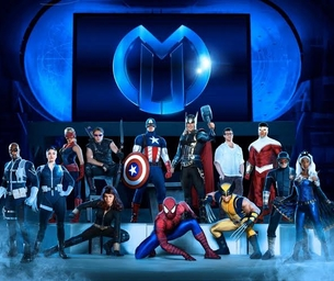 Marvel Universe LIVE! ~ MOM Discount included