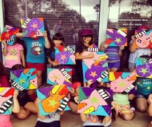 Kids Need More Art's Summer Art Series Camp