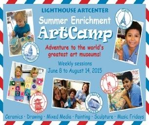 Lighthouse ArtCenter Summer Enrichment ArtCamp