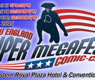 Super Megafest Comic-Con is Coming!