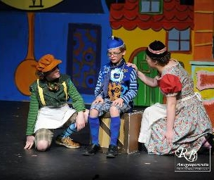 """""""The Clockmaker's Child"""" at the Green Room Community Theatre"""