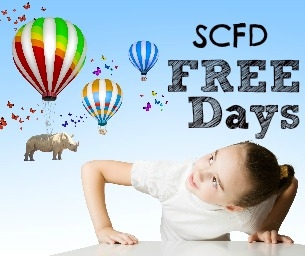 2015 SCFD FREE DAYS AT YOUR FAVORITE VENUES