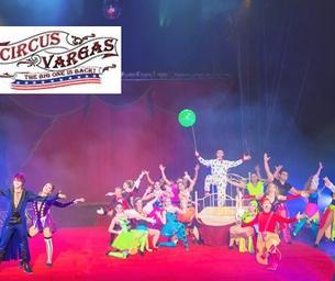 MACARONI GIVEAWAY! Circus Vargas Presenting ArleQuin 2015!