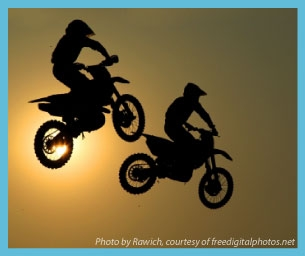 11th Annual Bike Rally featuring Team FMX hits Timers Powers Park 3/28
