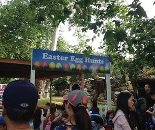 Irvine Park Railroad Easter Eggstravaganza 2015