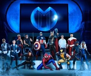 Marvel Universe LIVE! Discount Code inside!