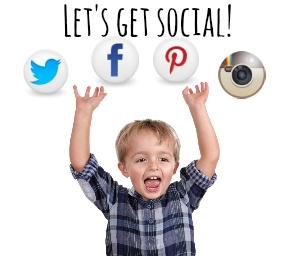 Let's Get Social!
