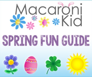 Spring Fun Guide - St. Patrick's Day, Earth Day, Egg Hunts and more!