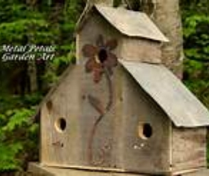 CALL FOR ENTRIES – IT'S TIME TO BUILD BIRDHOUSES!