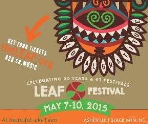 Spring LEAF Festival ~ TICKET GIVEAWAY